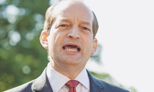 US Labour Secretary Acosta resigns over Epstein affair