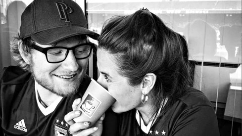 Ed Sheeran confirms marriage with long term girlfriend