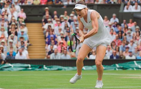 Halep wins Wimbledon, stops Serena's bid for 24th Slam