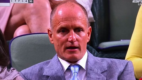Woody Harrelson was the real star of Wimbledon and we have proof