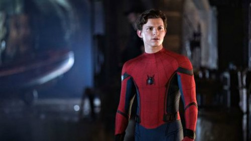 Spider-Man continues to dominate the box office hitting $850 million this weekend