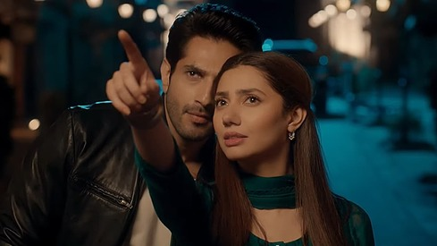 Mahira Khan has to choose between love and fame in Superstar's trailer
