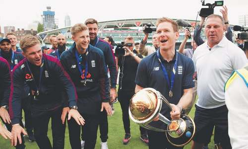 Morgan hopes triumph will spark English cricket revival