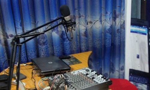 افغانستان: طالبان کی دھمکیوں کے باعث ریڈیو اسٹیشن بند
