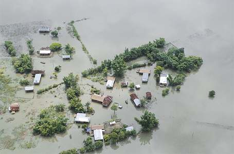 Floods bring misery to over four million in South Asia