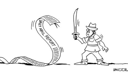 کارٹون : 17 جولائی 2019