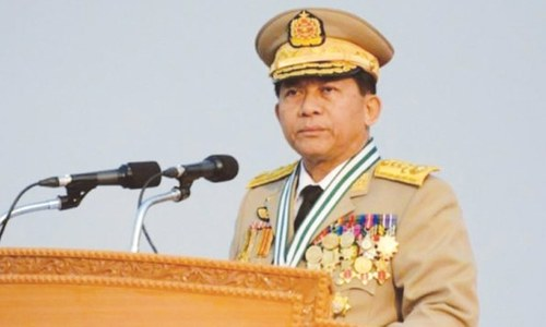 روہنگیا مسلمانوں کا قتل، امریکا نے میانمار کی فوجی قیادت پر پابندی لگادی