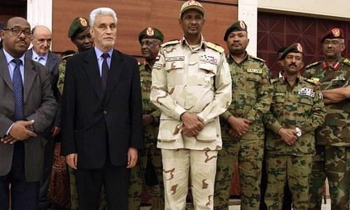 سوڈان: فوجی حکمرانوں کا مظاہرین کے ساتھ معاہدے پر دستخط