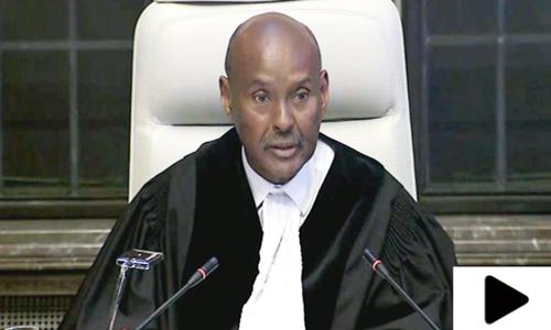 عالمی عدالت کا فیصلہ: 'کلبھوشن کی سزا ختم نہیں ہوگی'
