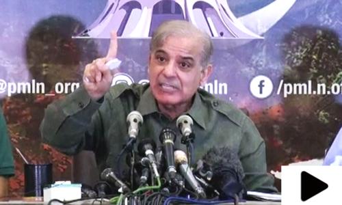 'شاہد خاقان کی گرفتاری حکومت اور نیب کی ملی بھگت ہے'