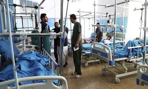 طالبان کا طبی مراکز فعال رکھنے کیلئے سویڈش این جی او سے بات چیت کا عندیہ
