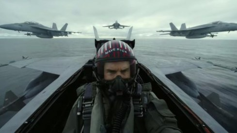 Tom Cruise soars the skies yet again in Top Gun 2 trailer