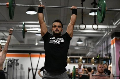 Bilal Tariq is the first Pakistani to compete in the international CrossFit Games