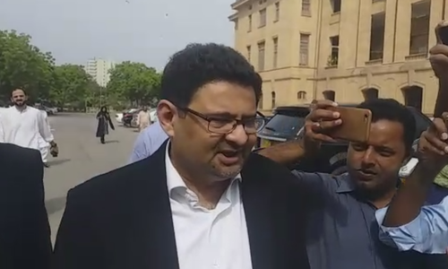 PML-N leader Miftah Ismail files for pre-arrest bail at Sindh High Court