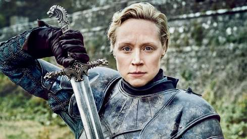 HBO didn't submit Gwendoline Christie for an Emmy nomination so she did it herself