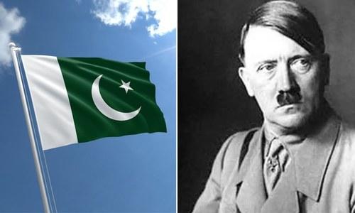 'دوسری جنگِ عظیم میں پاکستان کو ہٹلر کا ساتھ نہیں دینا چاہیے تھا'