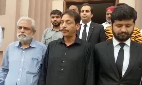 فیصل رضا عابدی، ججز کے خلاف نازیبا بیانات کے تیسرے مقدمے سے بری