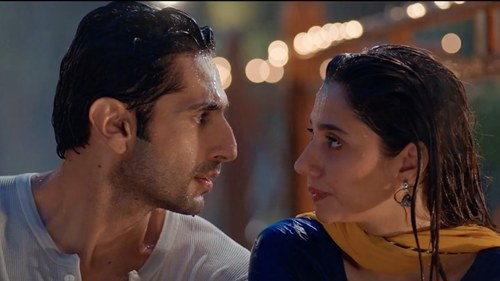 Mahira Khan and Bilal Ashraf feel butterflies in Atif Aslam's new song from Superstar