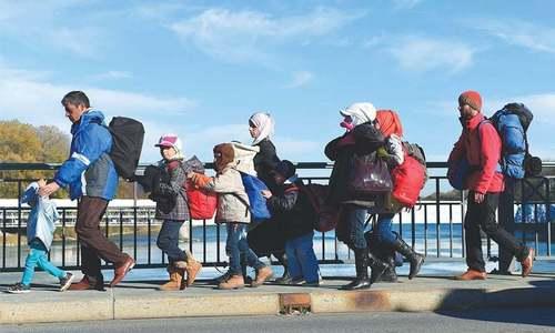 50 migrants force entry into Spain's Melilla enclave