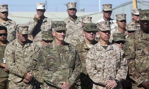 خلیح میں بڑھتی کشیدگی: امریکا کا سعودی عرب میں فوج تعینات کرنے کا اعلان