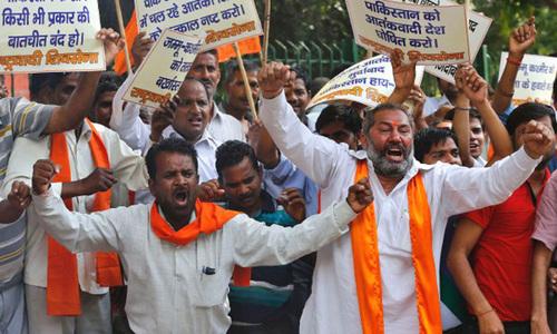 بھارت: انتہا پسند شیو سینا کا تاج محل میں 'پوچا' کی دھمکی