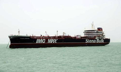 زیرِ قبضہ برطانوی جہاز کی تحقیقات کا  انحصار عملے کے تعاون پر ہے، ایران