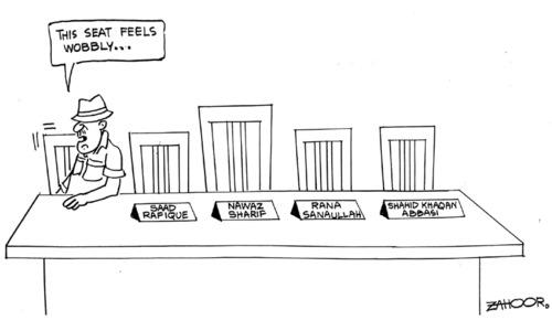 Cartoon: 22 July, 2019