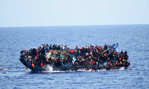Humanitarian group relaunches migrant rescue missions off Libya