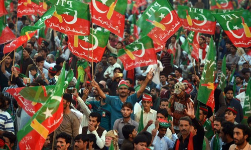 PTI fails to make its mark in tribal district polls