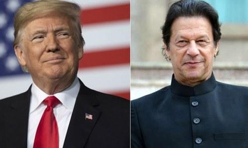 وزیراعظم عمران خان اور امریکی صدر ڈونلڈ ٹرمپ کی ملاقات آج ہوگی