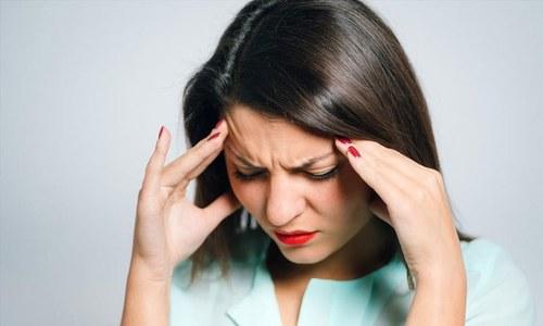 4 کروڑ پاکستانی سر درد میں مبتلا
