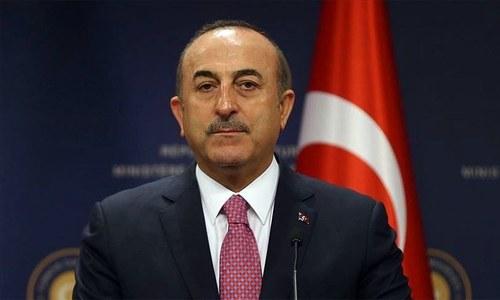 محفوظ زون قائم نہیں کیا جاتا تو شام میں ملٹری آپریشن کا آغاز کردیں گے، ترکی