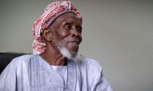 حملوں کے دوران عیسائیوں کو پناہ دینے والے امام کیلئے امریکی اعزاز