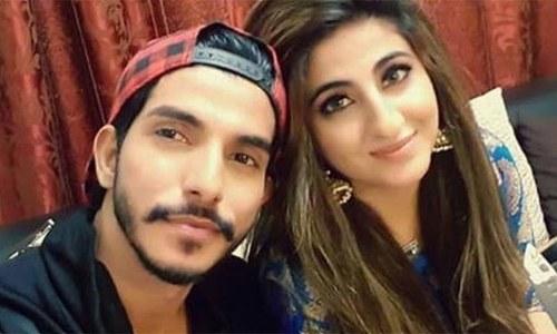 محسن عباس حیدر اور فاطمہ سہیل نے پولیس کو بیان ریکارڈ کرادیا