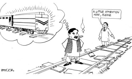 Cartoon: 23 July, 2019