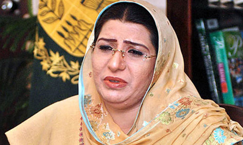 Conspiracies being hatched to isolate Pakistan: Firdous