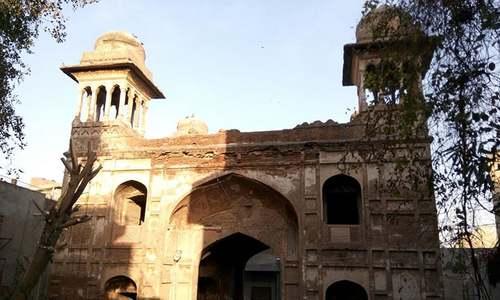 لاہور میں گمشدہ چوبرجی کی تلاش اور مقبرہ زیب النساء