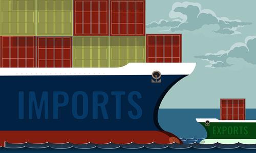Trade imbalance