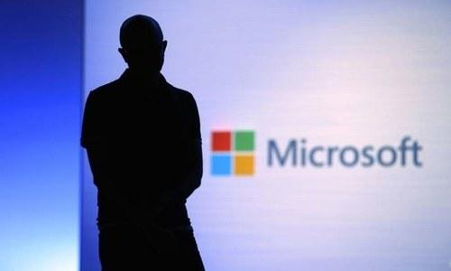 رشوت کے الزامات، مائیکروسافٹ 2.5 کروڑ ڈالر ادا کرنے پر رضامند
