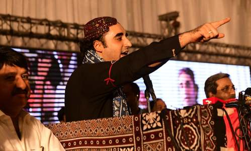 Bilawal says he supports government's efforts to engage global community