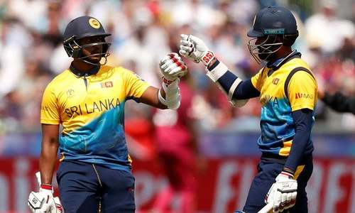 'Sri Lanka to sack coaches over World Cup failure'