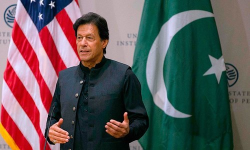 واپس پہنچ کر افغان طالبان سے ملاقات کروں گا، وزیراعظم