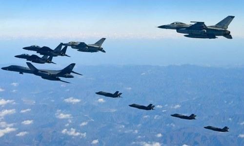 جنوبی کوریا کا روسی دراندازی کے خلاف جوابی کارروائی کا دعویٰ