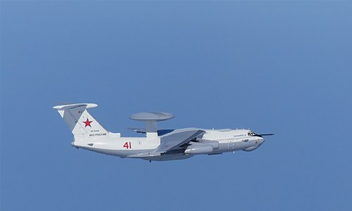 Hundreds of warning shots fired at Russian plane, says S. Korea