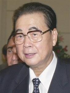 Li Peng, Chinese premier during Tiananmen crackdown, dies