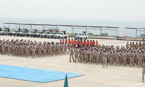 UAE not leaving Yemen despite drawdown
