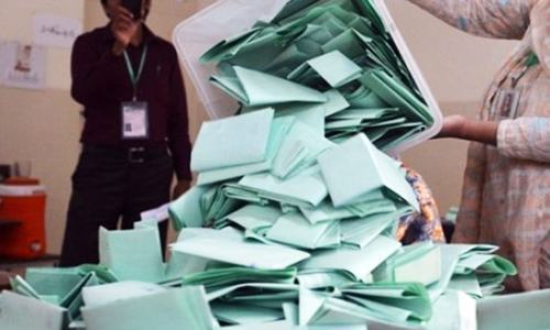 Ghotki by-poll for NA-205 seat concludes peacefully