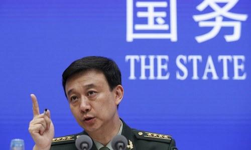 China says US 'power politics' undermines global stability
