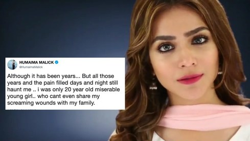 Humaima Malick opens up about being a domestic abuse survivor