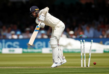 Ireland humble world champions England in Lord's Test